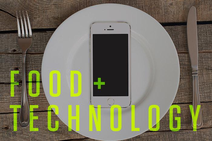 Food + Technology - design Work Life