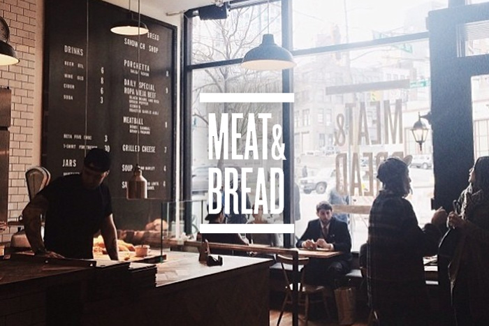 Gastown Design Inspiration - Meat Bread - Design Work Life