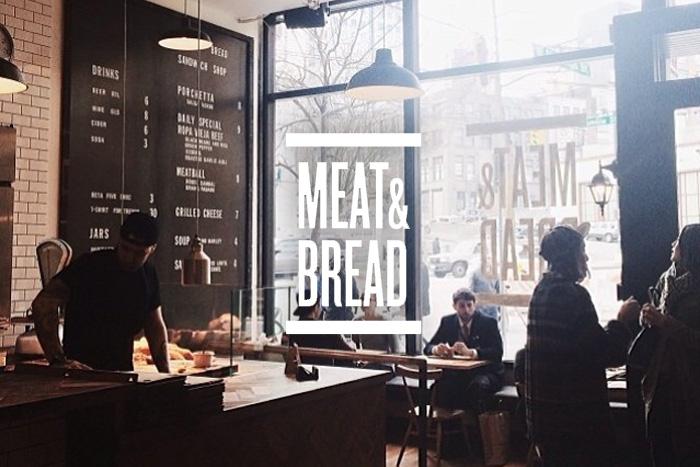 Gastown Design Inspiration - Meat Bread - Design Work Life