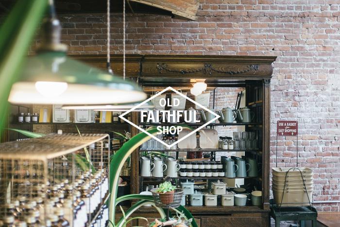 Gastown Design Inspiration - Old Faithful Shop - Design Work Life