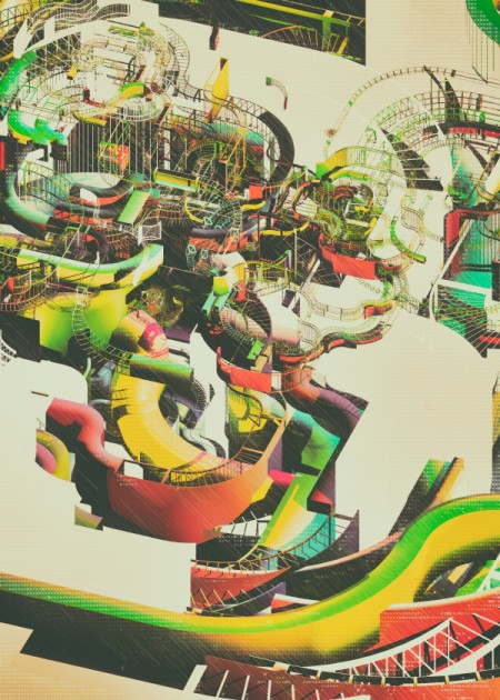 Atelier Olschinsky: Rollercoaster / on Design Work Life