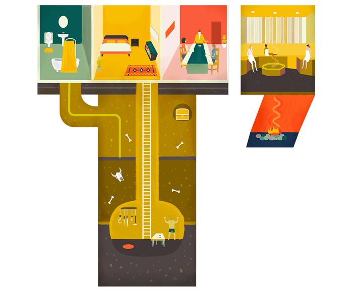 Shawna X: It's Warm Inside / on Design Work Life