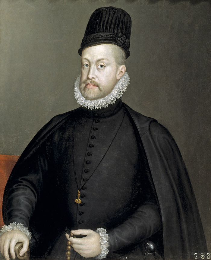 """The Prado Philip II"" (1555?)"