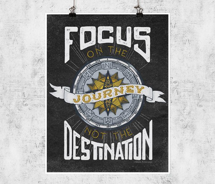 Jordan Wetherbee / Poster design