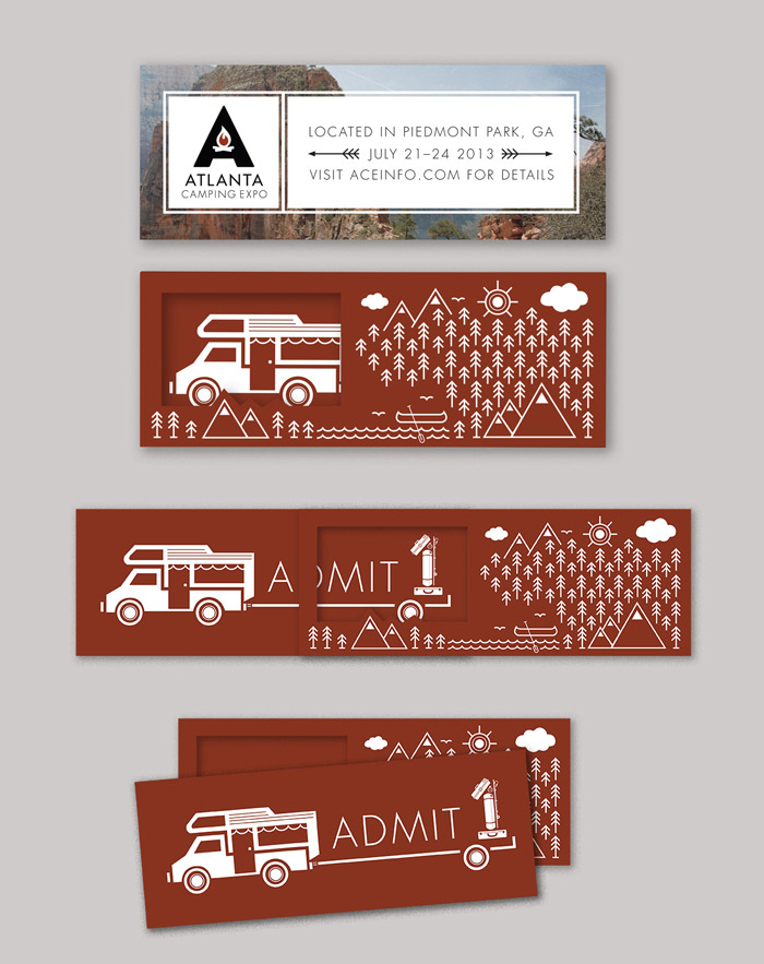 Alliteration Inspiration: Outdoors & Outlaws / on Design Work Life