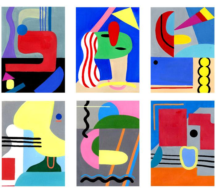 Eszter Chen Illustration & Pattern Design / on Design Work Life