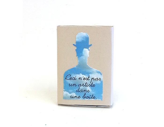 Green Chair Press: Miniature Matchbox Books / on Design Work Life