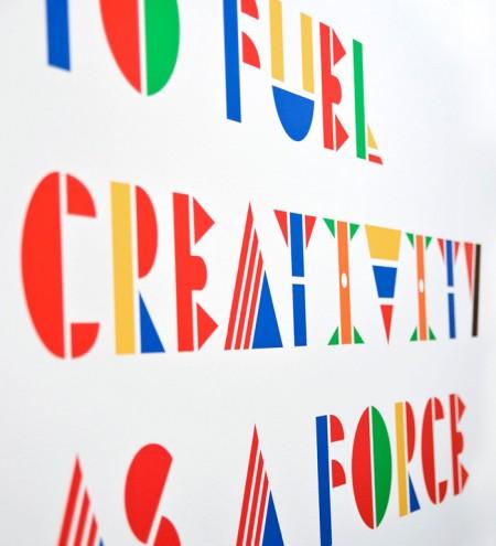 Grey Singapore: Multinational Typeface / on Design Work Life