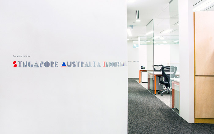 Grey Singapore: Multinational Typeface / on Design Work Life