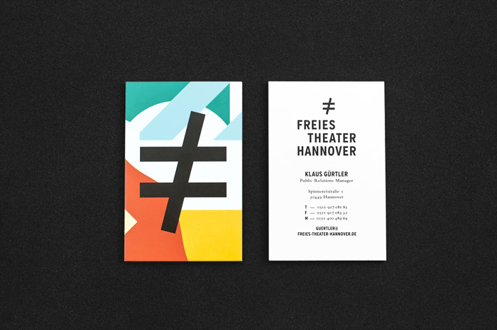 Hardy Seiler: Freies Theater / on Design Work Life