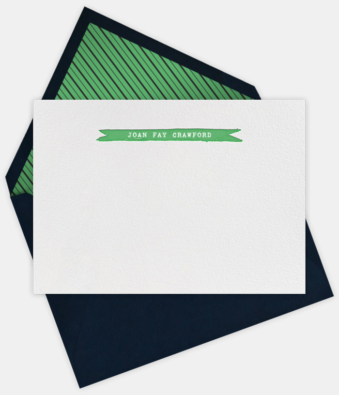 Paperless Post: Spring Stationery / on Design Work Life