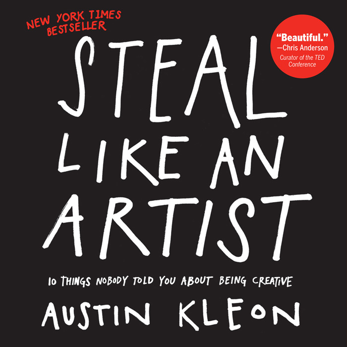 Quick Links: 04.04.14 / Austin Kleon / on Design Work Life