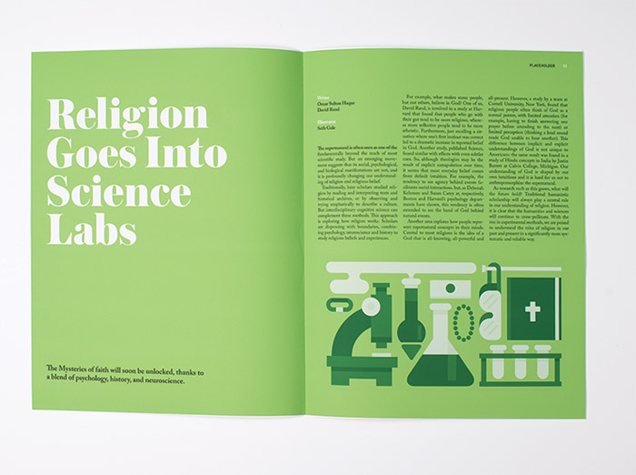 Student Work: Seth Gale / on Design Work Life