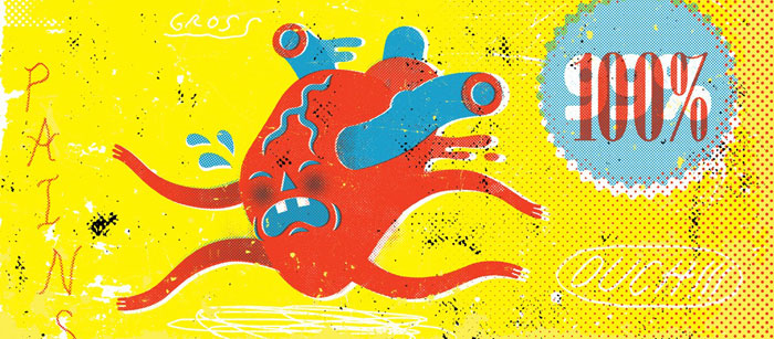 Tyler Gross Illustration / on Design Work Life