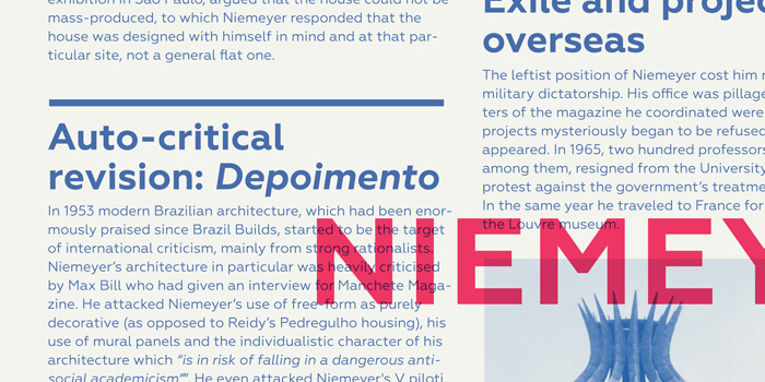 Type Love: Geometria / on Design Work Life