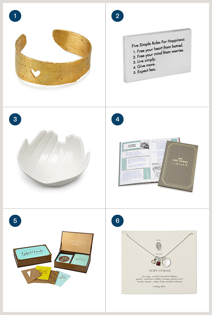 Uncommon Goods / Gifts for the Sentimentalist / on Design Work Life