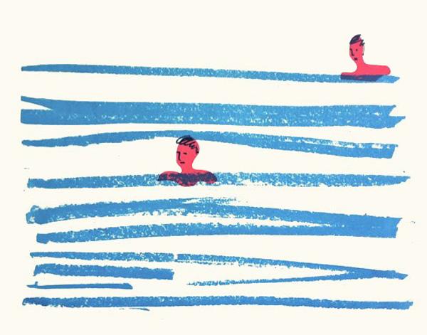 Rhona Garvin / Screen print
