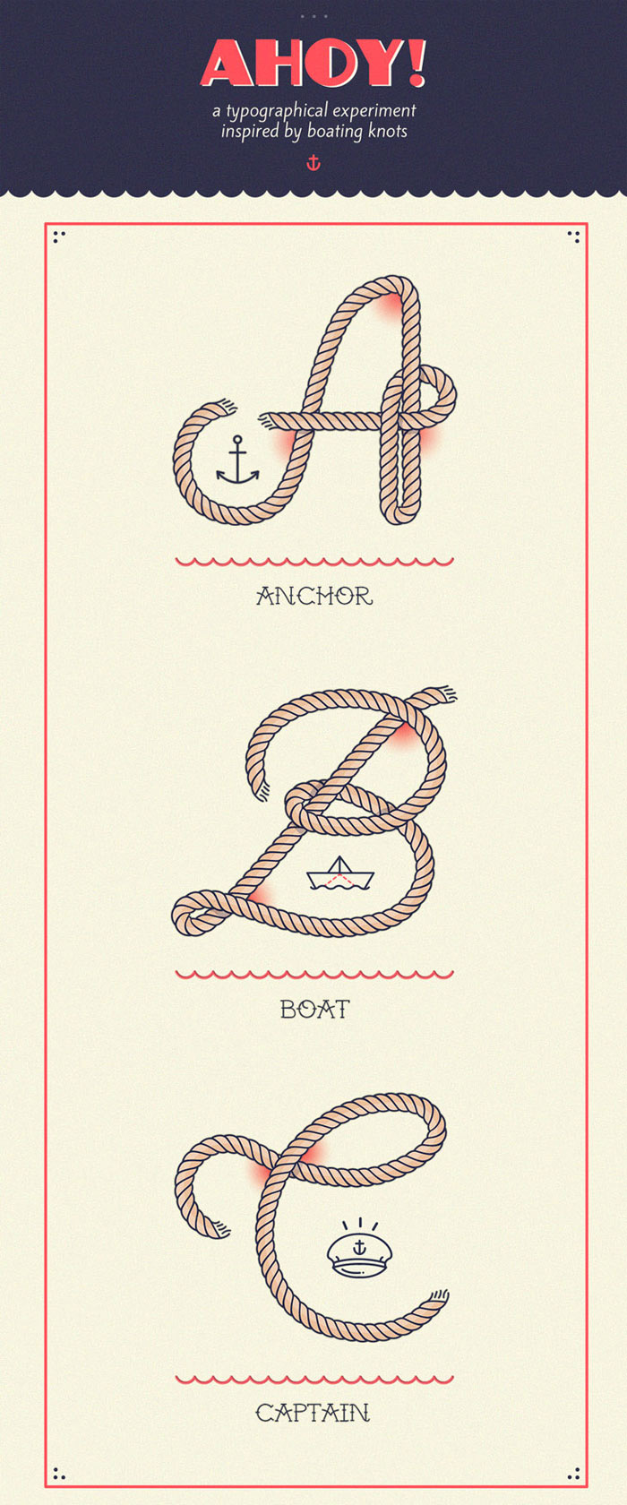 Lorena G / Hand-drawn type series
