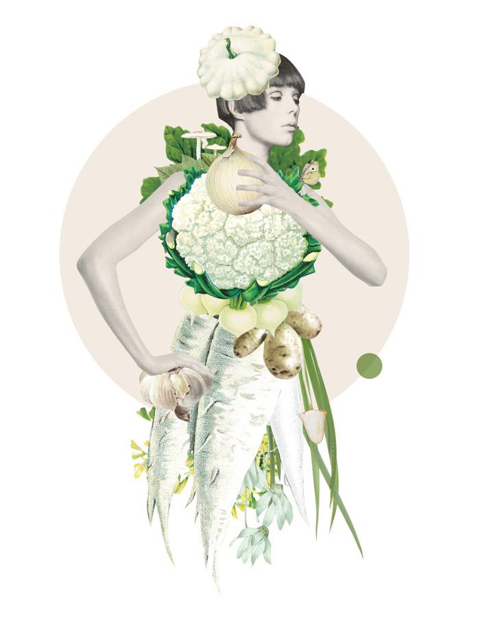 Ciara Phelan: Collages / on Design Work Life
