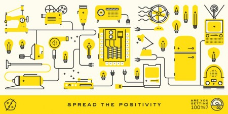 Fuzzo: Positive Energy / on Design Work Life
