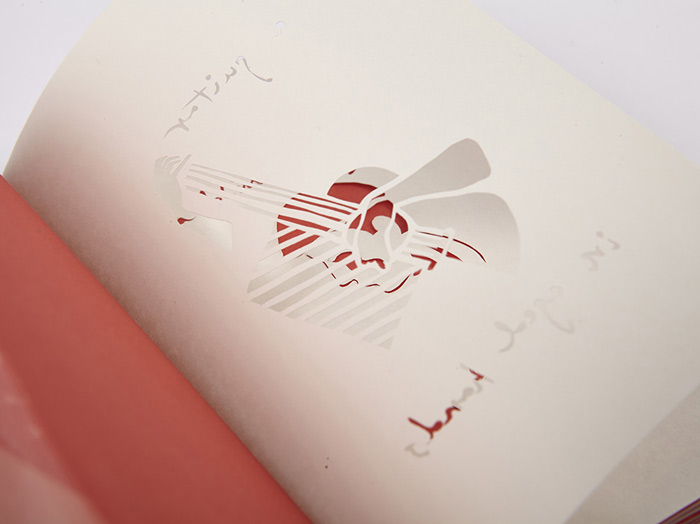 Odding Wang: The Book of Red / on Design Work Life