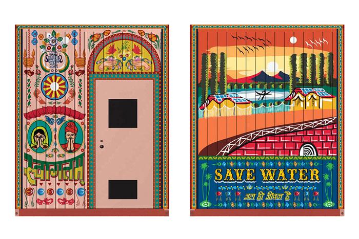 Open Door Design Studio: Reinventing the Toilet Challenge