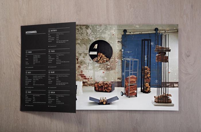 Sense: Oblica Catalogue / on Design Work Life