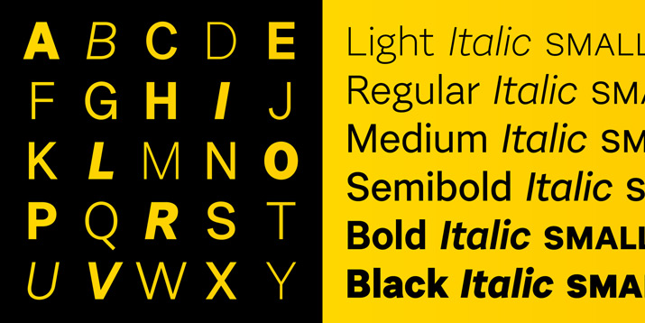 Type Love: Urban Grotesk / on Design Work Life