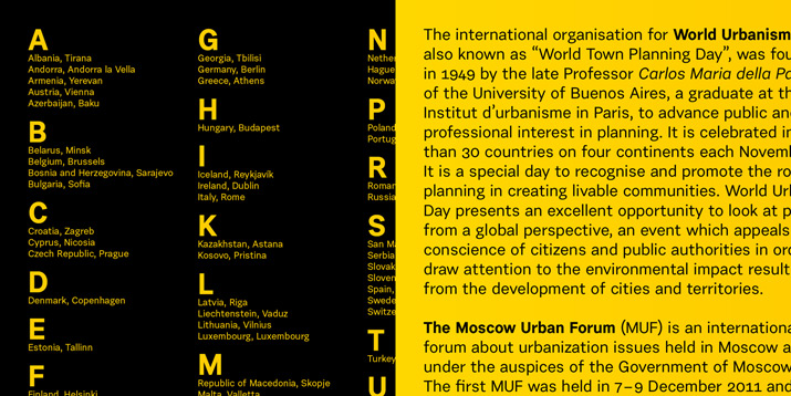 Type Love: Urban Grotesk / on Design Work Life