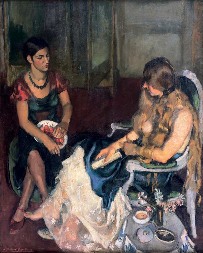 """Young Girls"" (1932)"