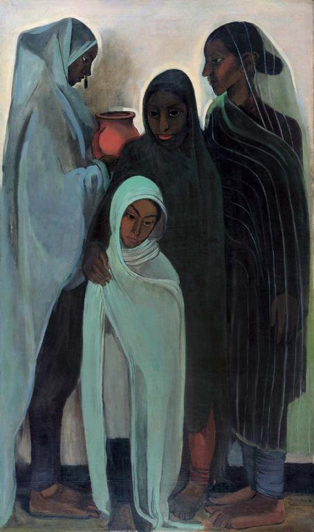 """""""Hill Women"""" (1935)"""